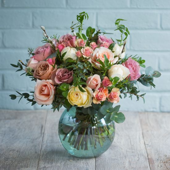 Antique Winter Bouquet