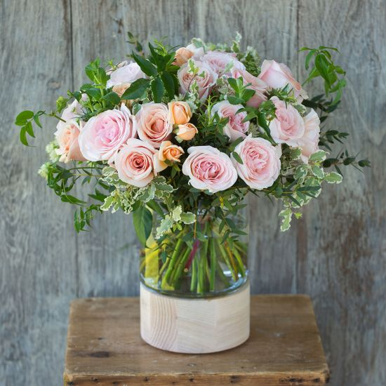 Blush Pink Spring Bouquet