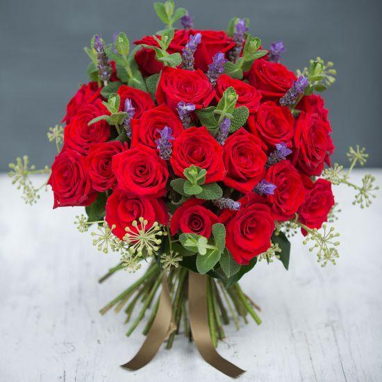 SELFRIDGES Classic Valentine's Bouquet