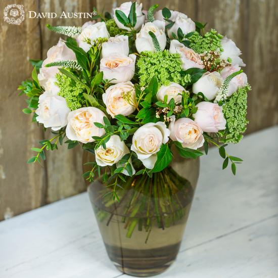 David Austin Keira Bouquet