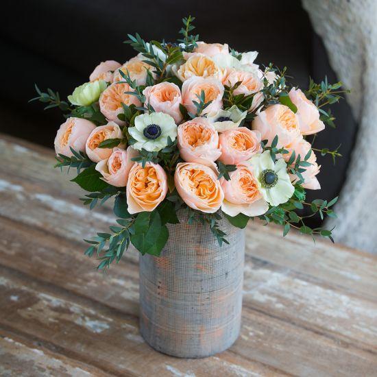 SELFRIDGES David Austin's Juliet Bouquet