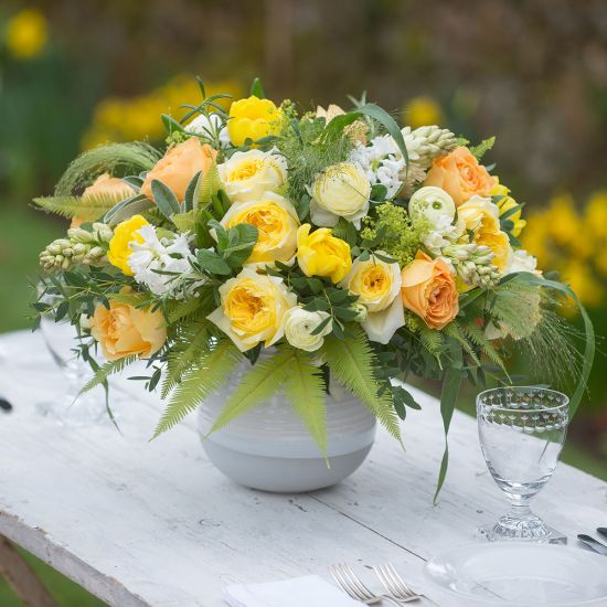 Sunrise Bouquet - From: