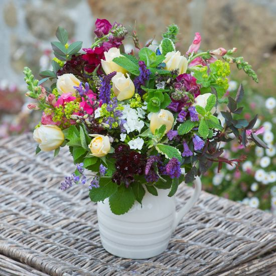 Irish Hope & Wildflower Posy