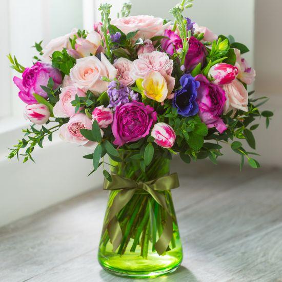 SELFRIDGES Mother's Day Bouquet