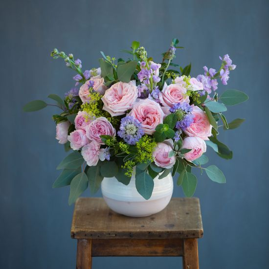 SELFRIDGES - Seasonal Pink Bouquet