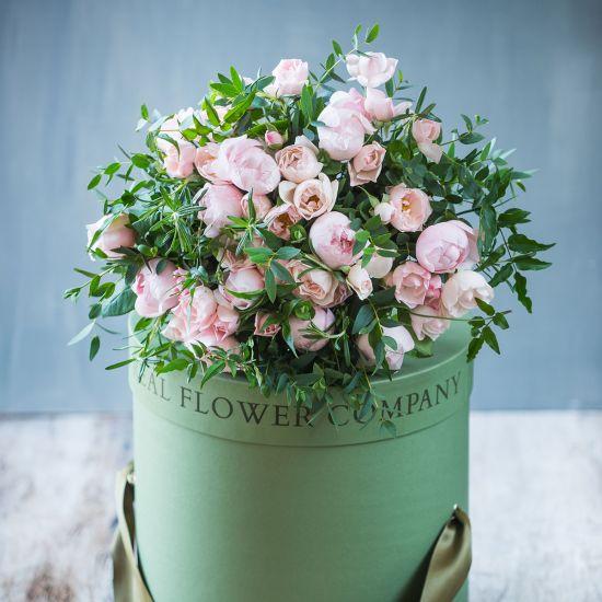 SELFRIDGES Wild Pastel Pinks Bouquet