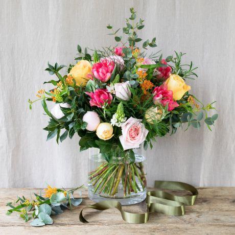 Amanda's Spring Bouquet