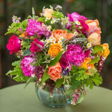 Autumn Jewels Bouquet