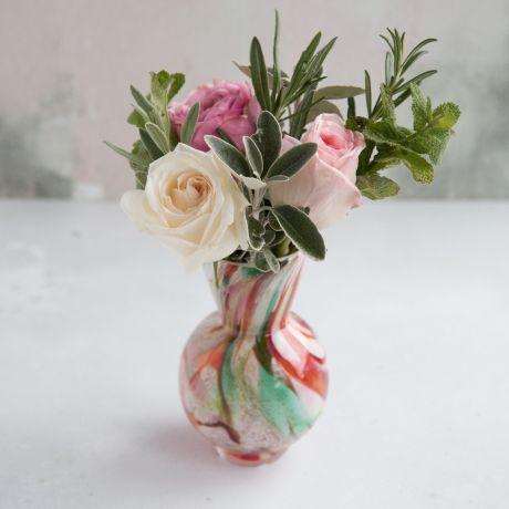 Conical Neck Fidrio Vase