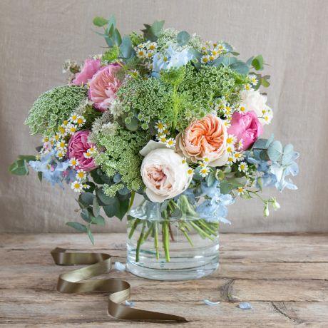 David Austin Garden Bouquet