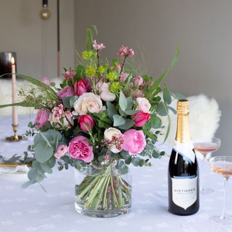 David Austin Mothers Day Bouquet