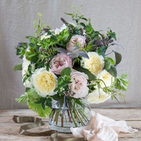 David Austin Patience and Keira Bouquet