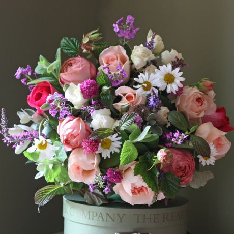 6 Month Luxury Bouquet Delivery