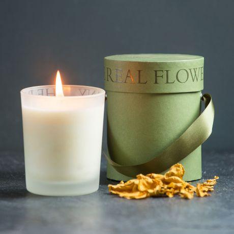 Scented Candle Geranium