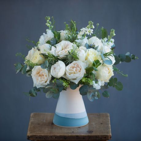 Seasonal Ivory Bouquet
