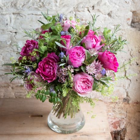 Wellbeing Bouquet with Liz Earle