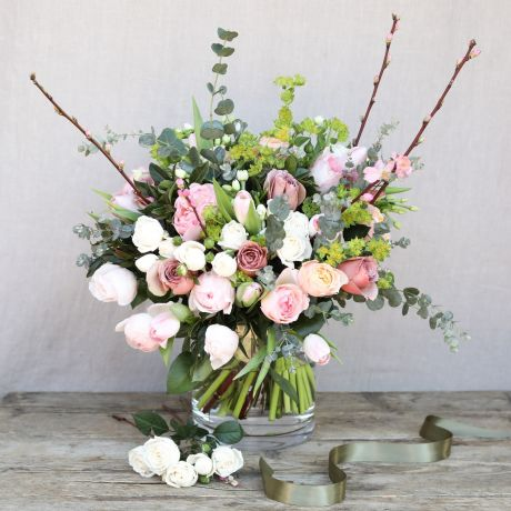 Mothers Day Spring Woodland Bouquet