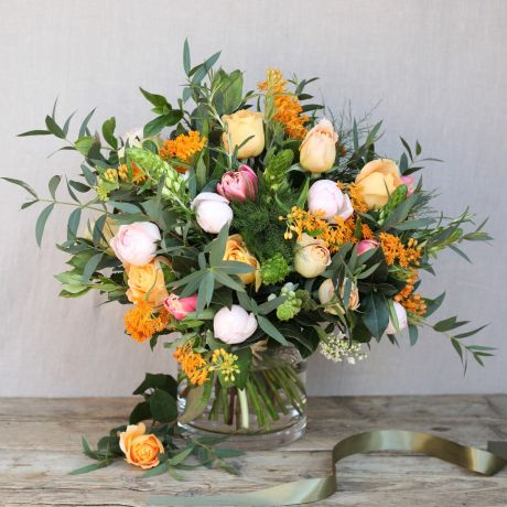 Mothers Day Springtime Bouquet