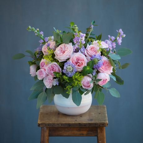 Seasonal Pink Bouquet