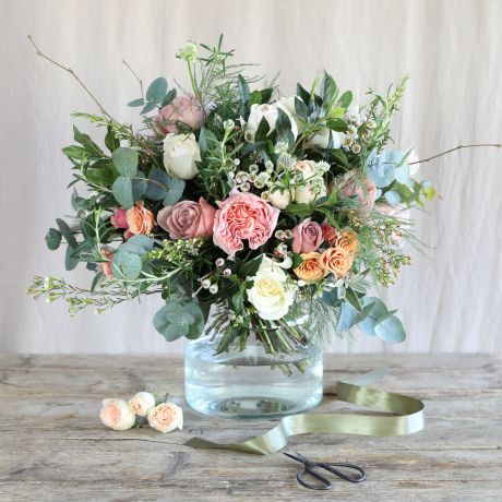 Antique Blossom Bouquet