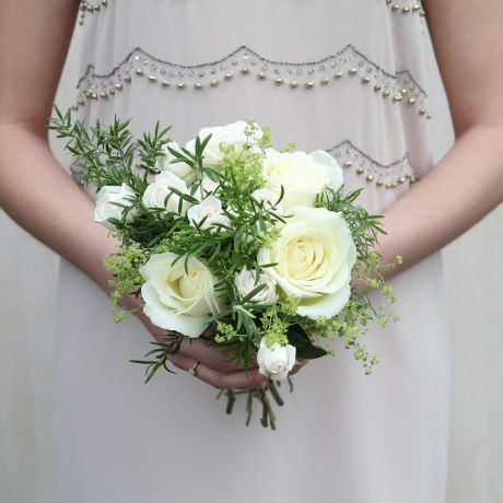 Country Classic Bridesmaid Bouquet