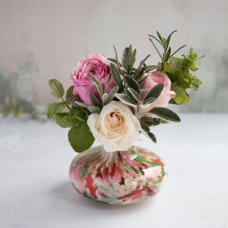 UFO Rim Mini Fidrio Vase