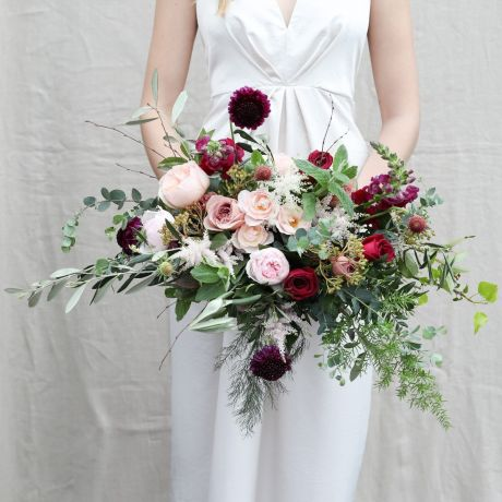 Wild Abandon Bridal Bouquet