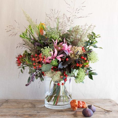 Wild Autumnal Bouquet