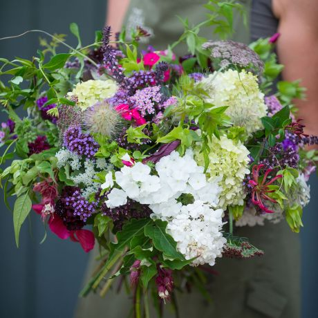 Late Summer Meadow Bouquet