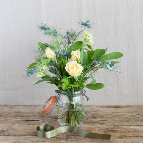 English Yellow Microposy