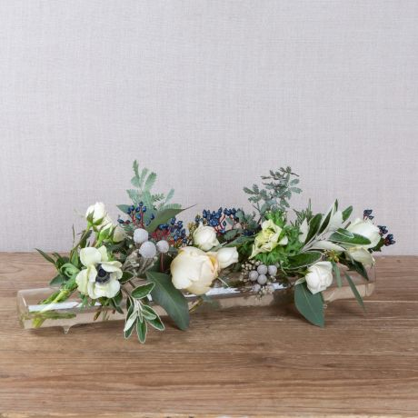 nordic flower tube and posy 2021
