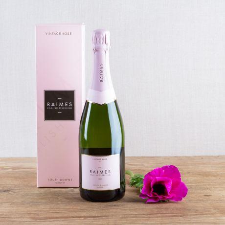 Raimes Vintage Rose English Sparkling Wine