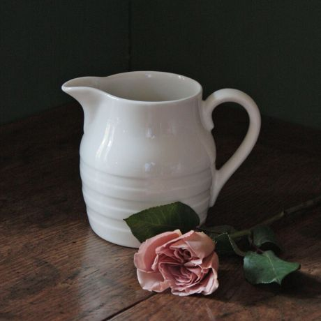 2 Pint English Pottery Jug