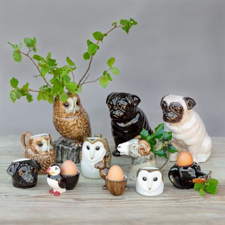 Animal Ceramics By Quail Ceramics