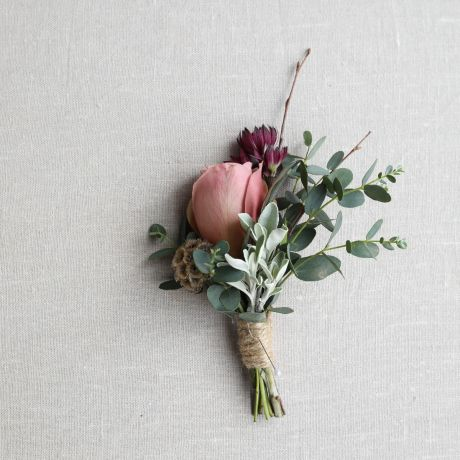Antique Buttonhole