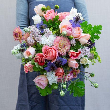 best of british bouquet