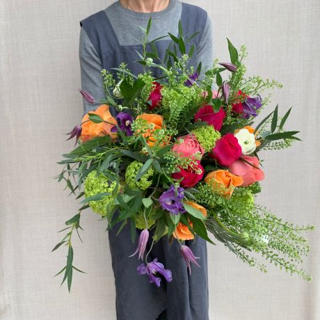 bright pick of the day bouquet