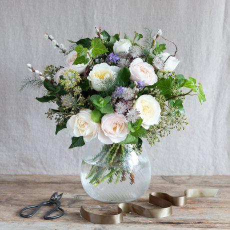 David Austin Patience & Kiera Bouquet