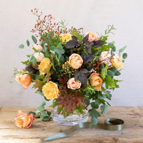 David Austin Pick Of The Day Bouquet