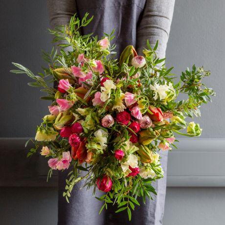 Early English Garden Bouquet