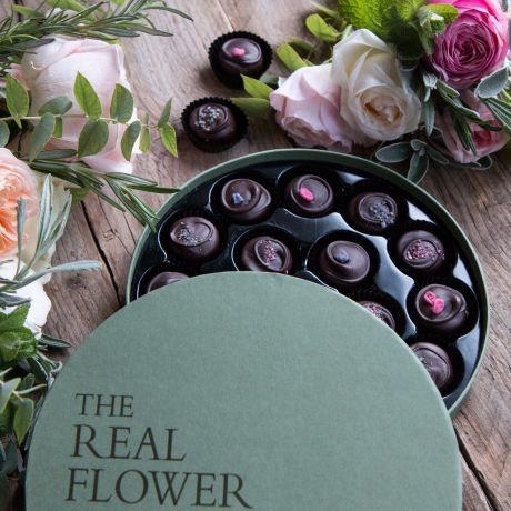Floral Fondant Creams - Made By ROCOCO