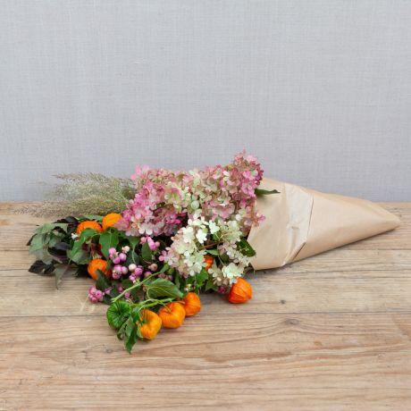 fresh from the farm flower box sept 2020