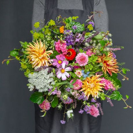 Garden Pick Of The Day Bouquet handheld - july