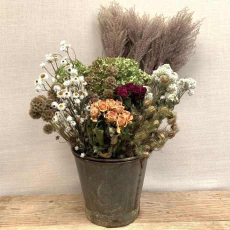 Mixed Dried Flower and Foliage Box