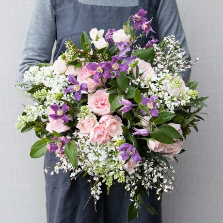 Mothers Day Flower Garden Bouquet Handheld