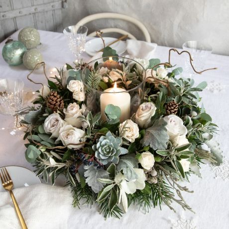 the nordic wreath