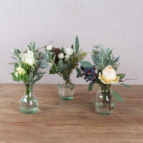 nordic vase trio