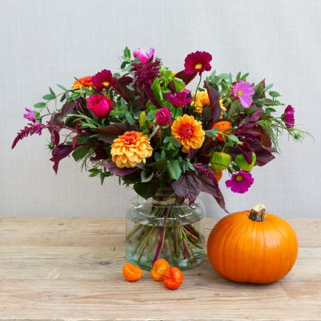 October birthday bouquet