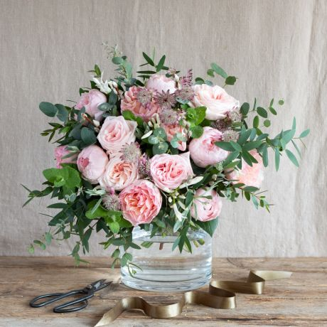 Pastel Pink Pick Of The Day Bouquet