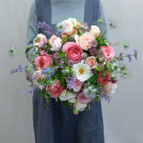 romantic English bouquet